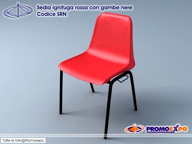 Sedie In Metallo E Plastica : Arredi per interno promoexpo